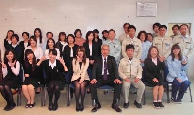 管理事務スタッフ研修会 (大阪・ST工場)
