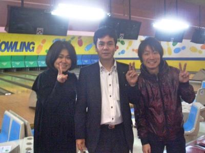 月例ボウリング大会 (営業・美原・大阪工場)