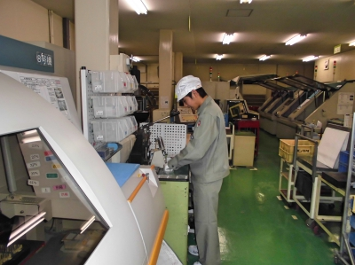 2017年 高校生 インターンシップ (大阪工場)