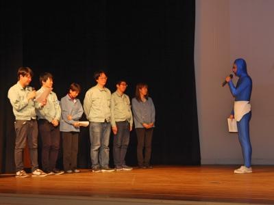 2018年度 S'PIRIT(スピリット)運動 発表大会