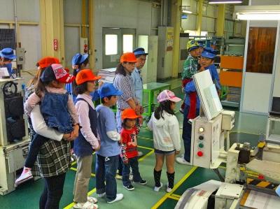 家族工場見学会 (東海工場)