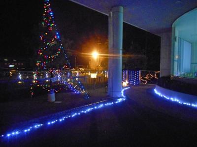 クリスマスイルミネーション (東海工場)