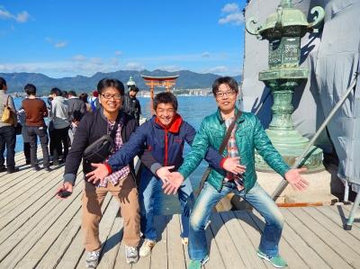 共済会 社員旅行 (東海工場)