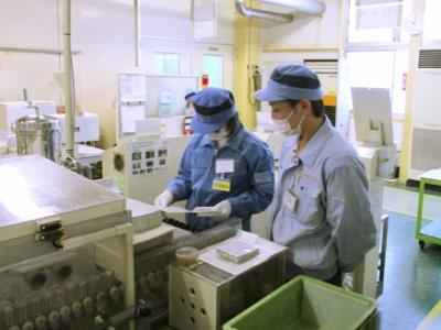 2018年 高校生 インターンシップ (東海工場)